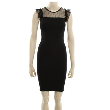 Red Valentino Dress in black