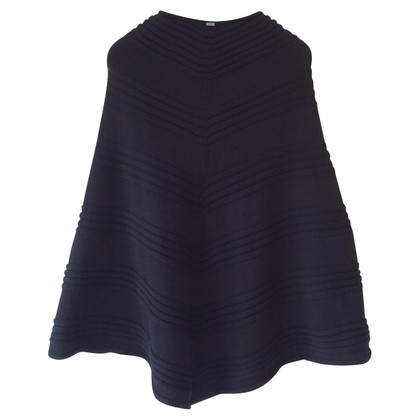 Armani Cape in wool