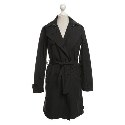Moncler Trench in nero