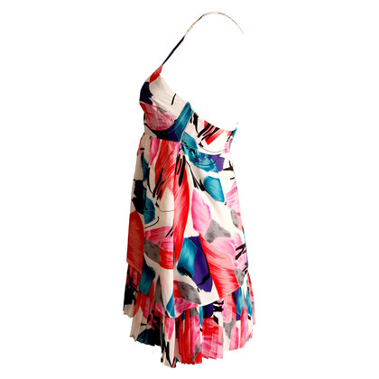 Andere Marke Yumi Kim - weißes Kleid mit bunten Blumen