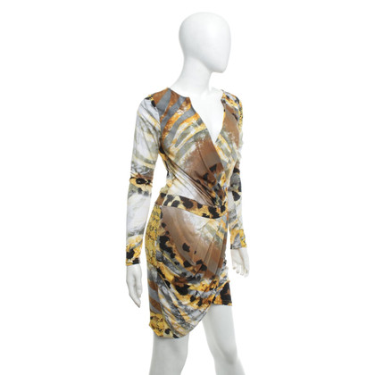 Orna Farho Dress with pattern