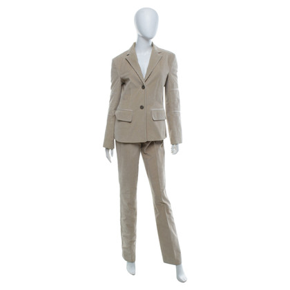 Strenesse Blue Cordura suit in beige