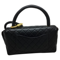 Chanel Chanel black leather TWINNY