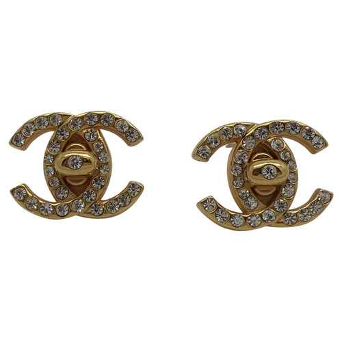21a540129 Chanel Earrings - Second Hand Chanel Earrings buy used for 600 ...