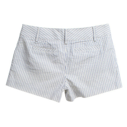 Tibi Shorts with striped pattern