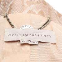 Stella McCartney Cappotto con motivo rettile