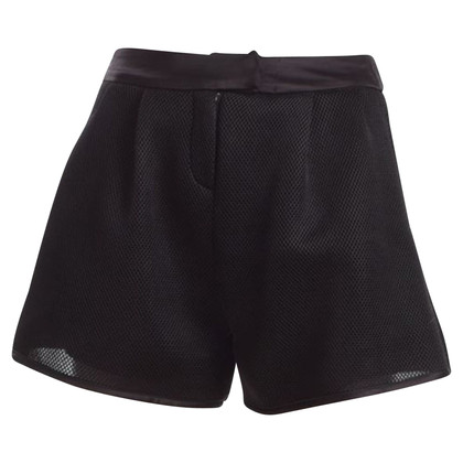 Maje Pantaloncini in nero