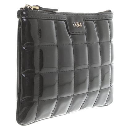 Karen Millen clutch in black