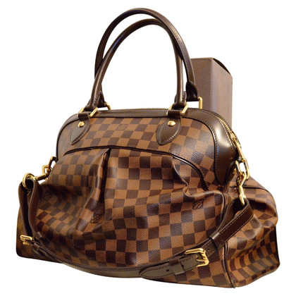 "Louis Vuitton ""Trevi GM Damier Ebene Canvas"""