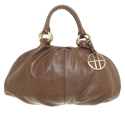 Hugo Boss Leather handbag in brown