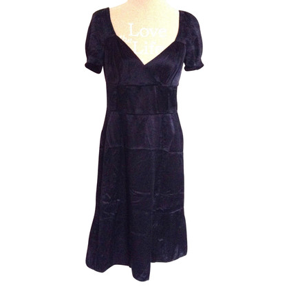 Miu Miu Blue silk dress