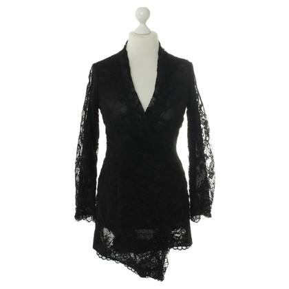 Stone Cold Fox  Mini jurk lace