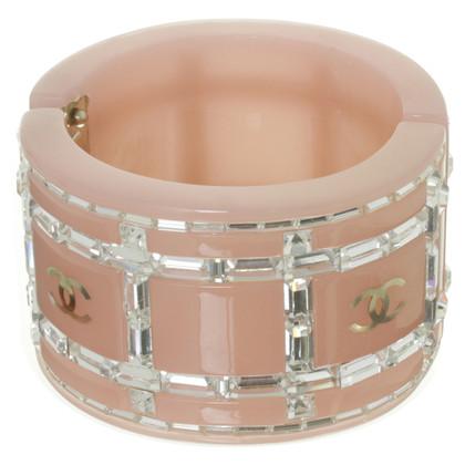 Chanel Bracciale rosa