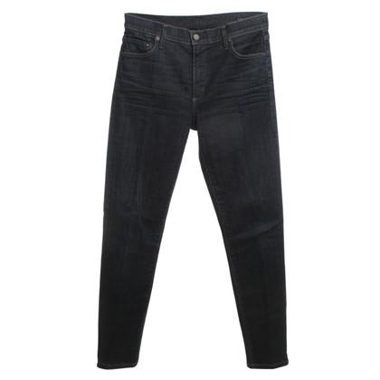 Citizens of Humanity Jeans bleu foncé