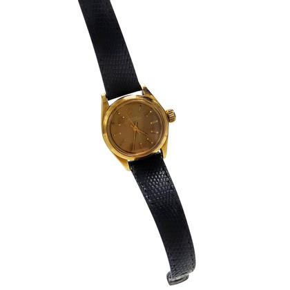 """Rolex """"Oyster Perpetual 18K Gold"""""""