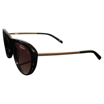 Jil Sander Sunglasses made of titanium and plastic