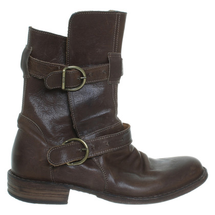 Fiorentini & Baker Boots in Brown
