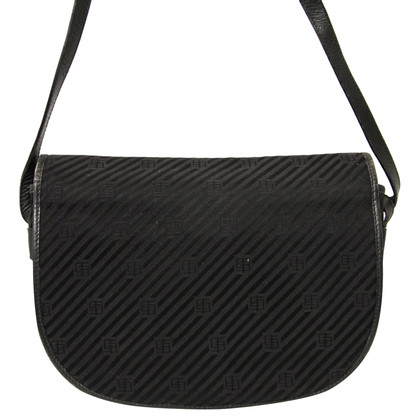 Emilio Pucci Shoulder bag in black