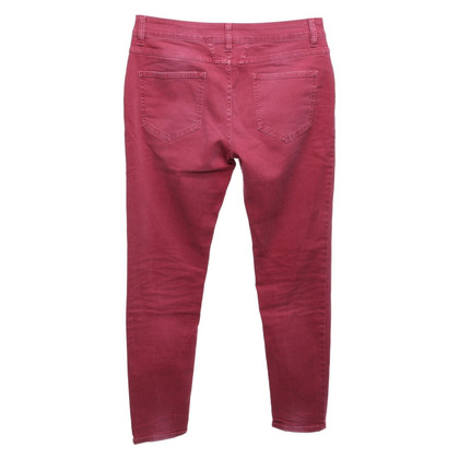 Closed Jeans in het rood
