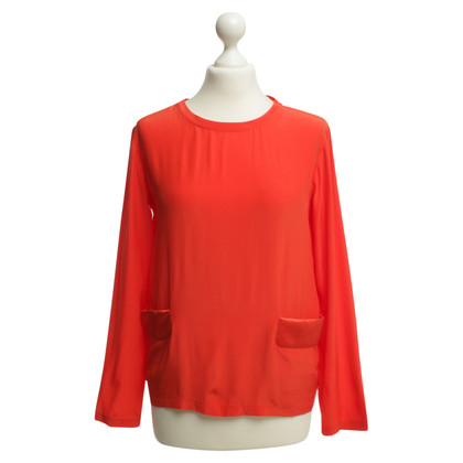 Golden Goose Seta Top in Orange