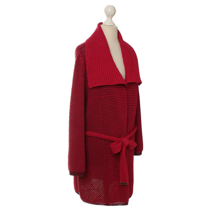 Escada Cardigan in Fuchsia