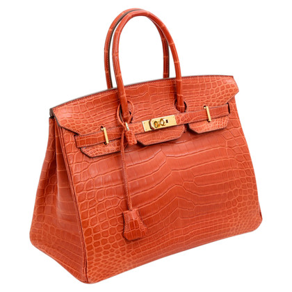 Hermès Birkin Bag 35 crocodile