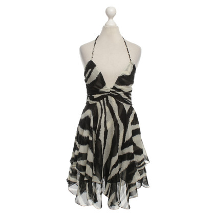 Just Cavalli for H&M Mini silk dress