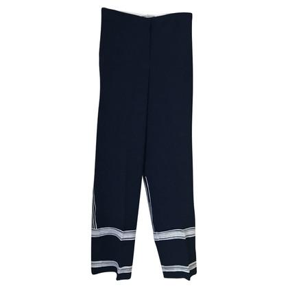 By Malene Birger trousers with stripe pattern