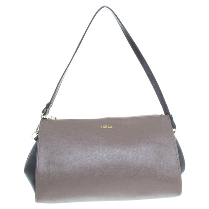 Furla clutch Brown