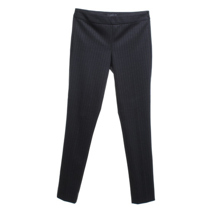 Giorgio Armani trousers with pinstripes