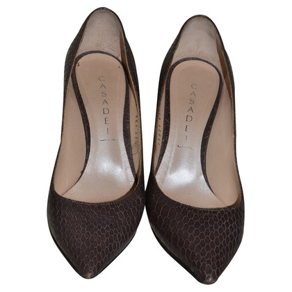 Casadei pumps marrone