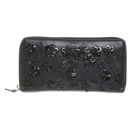 Valentino Leather wallet in black