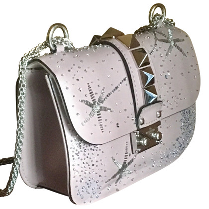 "Valentino ""Glam Lock Bag"""