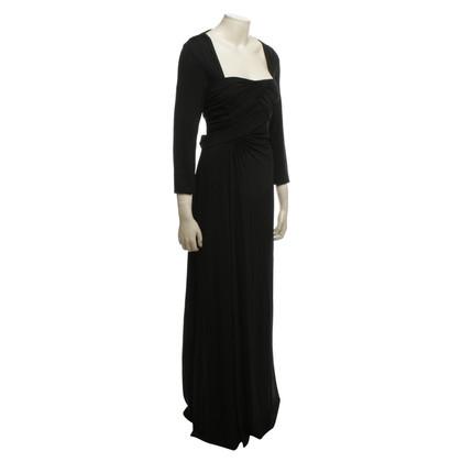 Rena Lange Abendkleid in Schwarz