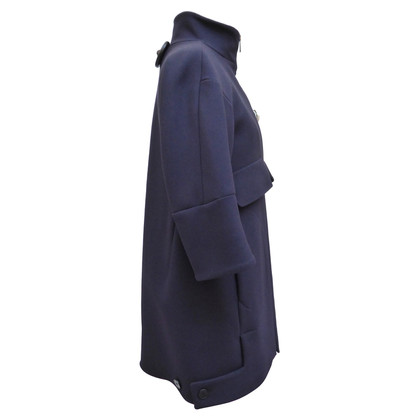 Jil Sander Short coat with Mandarin collar