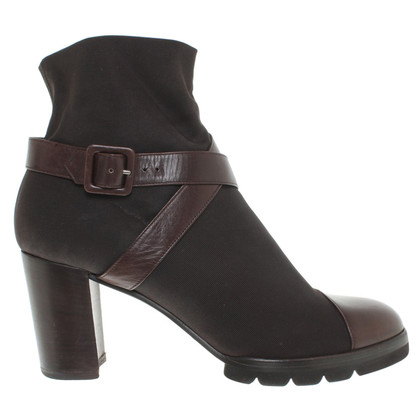 Walter Steiger Ankle boots with ankle straps