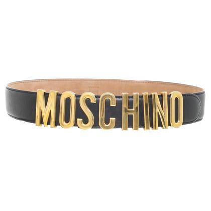 Moschino Verklaring riem