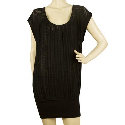 Catherine Malandrino Zwarte mini-jurk