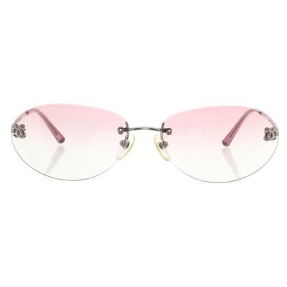 Chanel Rosato di occhiali da sole