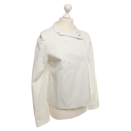 Jil Sander Blazer in White
