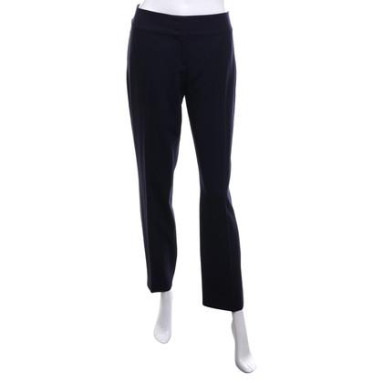 Rena Lange trousers in dark blue