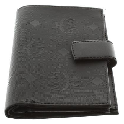 MCM Wallet in Black