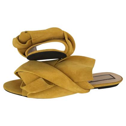 Alessandro Dell'Acqua sandals