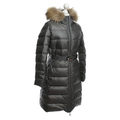 Moncler Down coat in grey