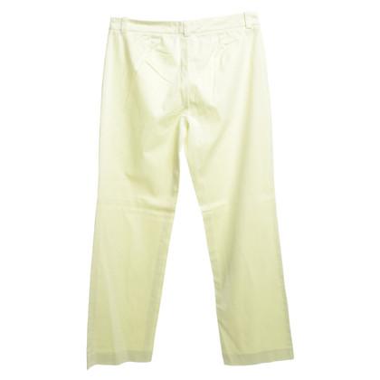 Iris von Arnim Pantaloni in giallo