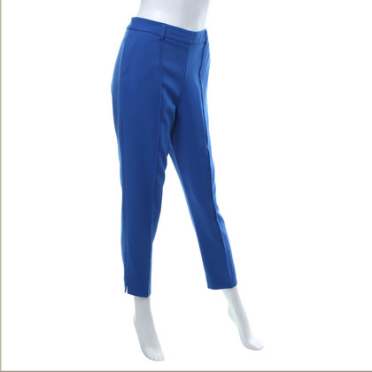 French Connection Caprihose in Royalblau