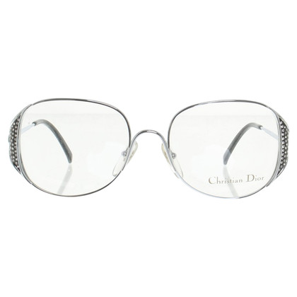 Christian Dior Glasses with gemstones