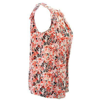 Whistles bloemrijke blouse