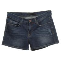 Victoria Beckham Shorts in dark blue