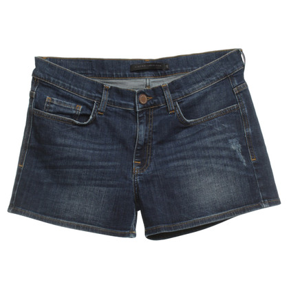 Victoria Beckham Shorts in dark blue